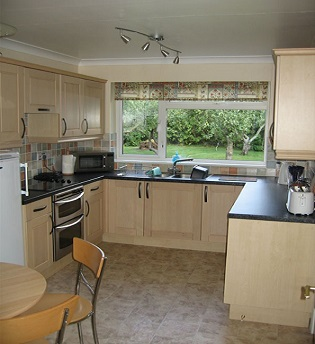 Kitchen- Brook Bungalow